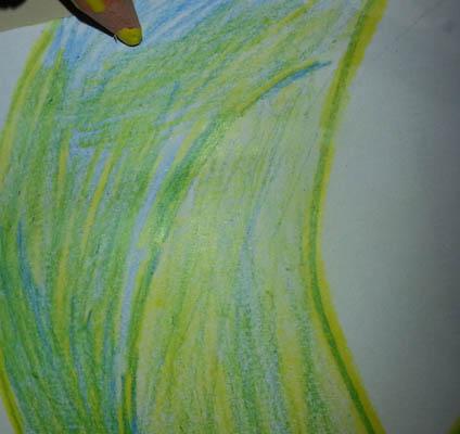 Le Coloriage Une Activite Graphique A Part Entiere
